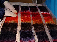 Try your hand at natural or acid dyeing