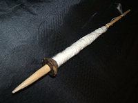 Test Spinning Cotton